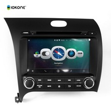 8 Android Quad core HD mirror link Car DVD Radio Player Stereo for KIA K3 Cerato