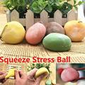 Cake Design Squeeze Stress Squishy Stretchy Ball Wagashi Daifuku Mochi  Toy