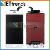 2015 New Arrival Complete LCD Screen Digitizer Assembly For IPhone Screen 6 4 7 Black White