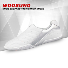 Wholesale Fitness health kids Adult WTF PU leather Breathable shoeswear foot protector guard Taekwondo shoes kick boxing Shoes