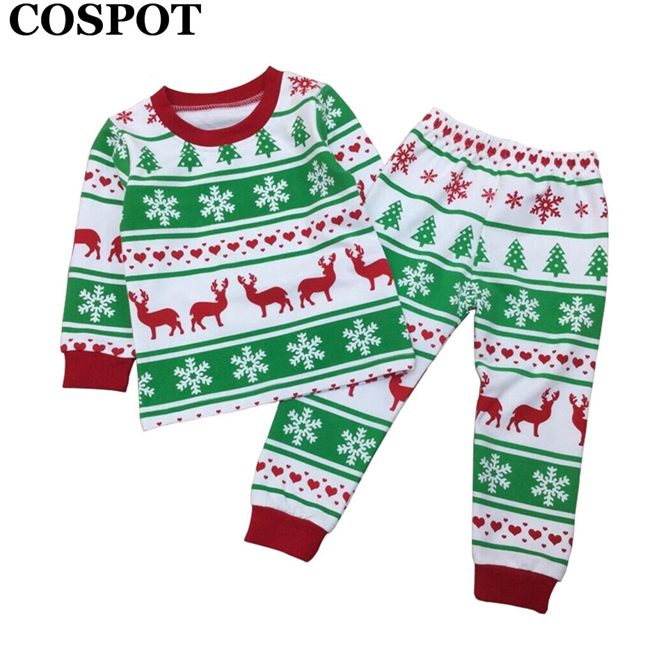 Wholesale Christmas Baby Girls Pajamas Promotion-Shop for ...
