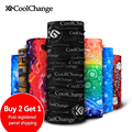 Buy Two Get One CoolChange Bicycle Seamless Bandanas Summer Outdoor Sport  bandanas Ride  Mask Bike Magic Scarf Cycling Headband