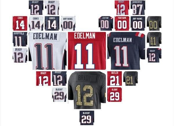 online retailer bb51d 90d9d 87 rob gronkowski jerseys everett