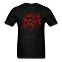 DEATH Classic Logo T Shirt ROCK BAND HEAVY METAL Men Women Tee Euro SizeS XXXL