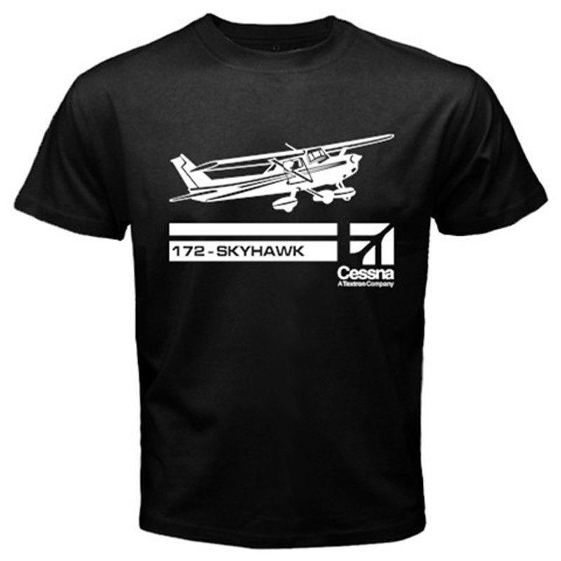 Aeroclassic PPL Pilot Cessna 172 Aircraft Inspired T-Shirt