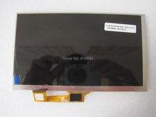 Бесплатная доставка 7-дюймовый ЖК-экран (30PIN), 100% новый дисплей для Soulycin X8 Tablet PC, FY07024DI26A30-1-FPC1_A