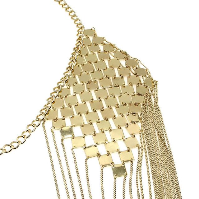 Elegant Shoulder Necklace for Women