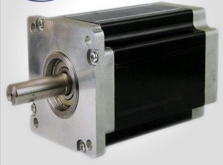 1pc 1.8 degree Nema 42 stepper motor 110HS150-6004 with 4 wires/6.5A/5.2V/21N.M CNC Mill Cut Engraver /3D printer