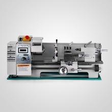 VEVOR обработки микро Металл Токарный станок 2500 об./мин. цифровой мини токарный станок