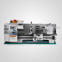 VEVOR Machining Micro Metal Lathe Motor 2500 rpm Digitalized Mini Lathe
