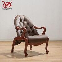 Античная деревянная мебель из массива кресла место отдыха китайский стиль две деревянные стулья подходит для гостиной chaise M085 * 2