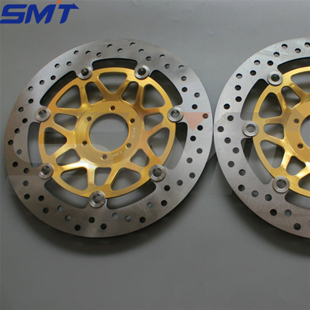 new style motorcycle Accessories front brake disc rotor For Honda CB400 1999 2000 2001 2002 2003 2004 2005 2006 2007 2008 2009 new brand motorcycle accessories gold front brake discs rotor for suzuki gsxr1000 2005 2006 2007 2008