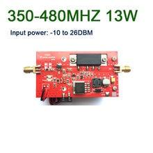 433MHZ 13W UHF RF Radio Power Amplifier DMR 350MHZ 480MHZ Digital radio station U segment data transmission