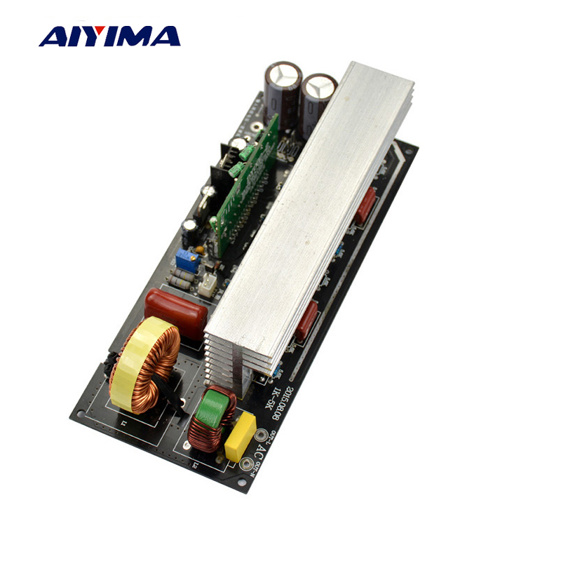 AIYIMA 1pcs 1000W Pure Sine Wave Inverter Power Board Post Sine Wave Amplifier Board Finished BoardsAIYIMA 1pcs 1000W Pure Sine Wave Inverter Power Board Post Sine Wave Amplifier Board Finished Boards