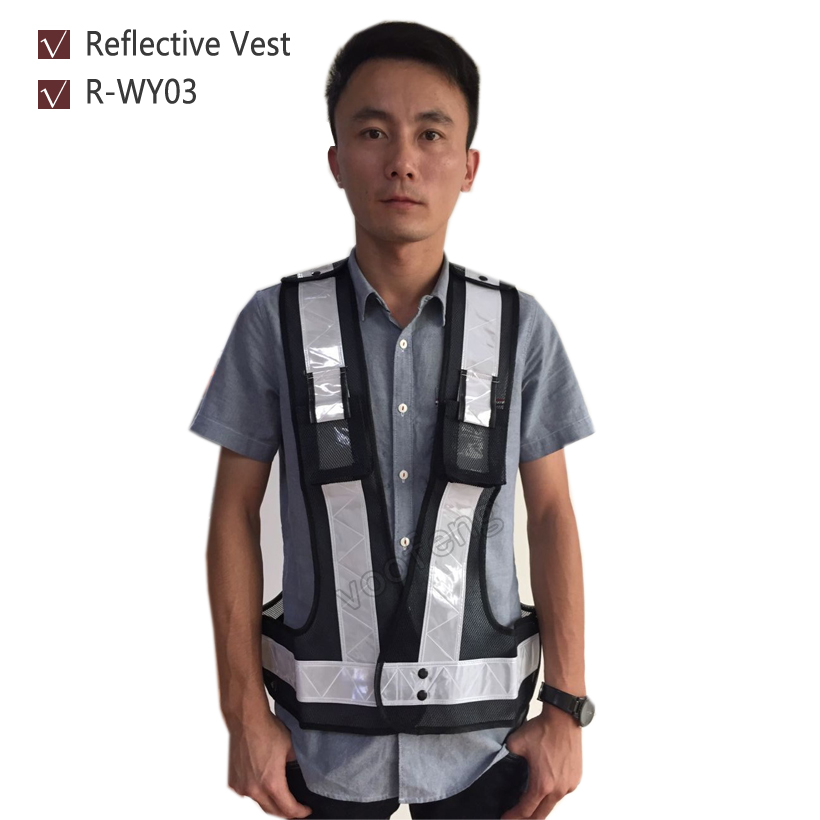 High Visibility Safety Reflective Vest for running ...