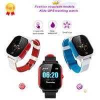 New Original Elegant IP67 Waterproof Children's WIFI Smart Watch Real Time Position GP+WIFI+LBS+Beidou Track SOS Call VS Q90 Q50