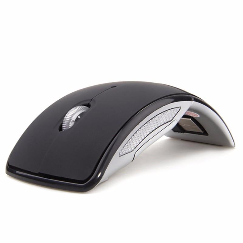 Stiilne must juhtmevaba hiir