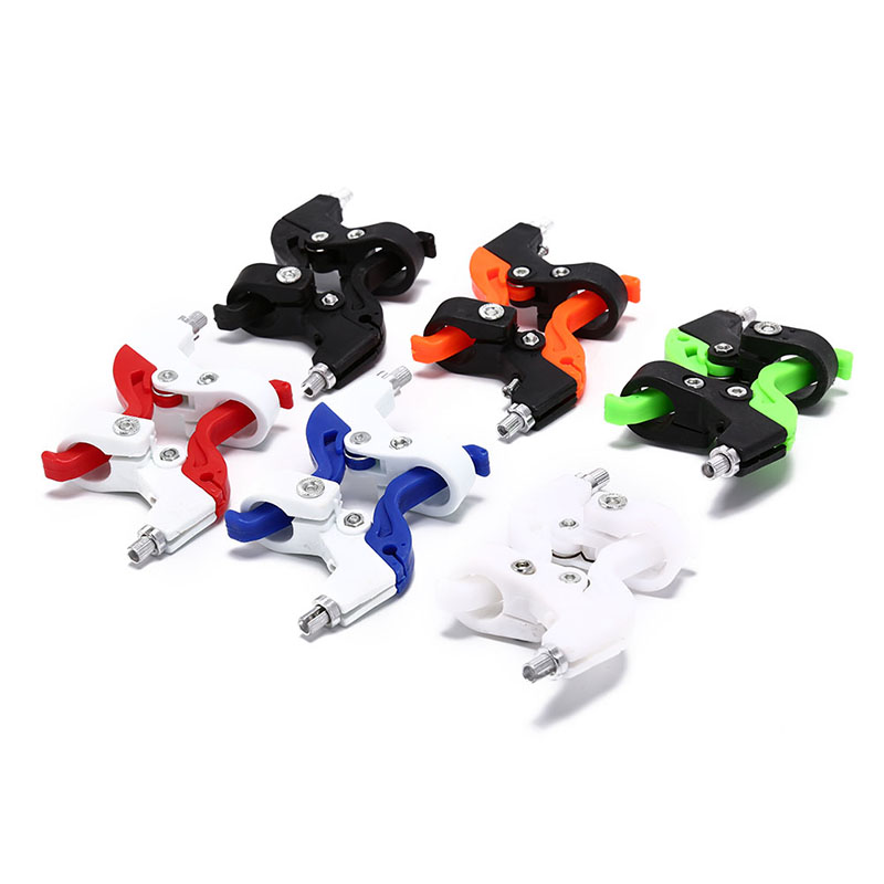 1 pair plastic kids children bicycle brake handle bike cycling brake levers Gc
