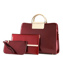 3pcs Women Bag Set Fashion Crossbody Bags For Shoulder Messenge Luxury Leather Handbags Clutch Envelope