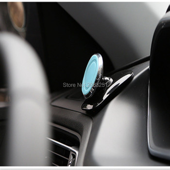 Magnetic 360 Rotation GPS Magnet Phone Car Phone Holder for Hyundai elantra ix35 solaris accent i30 ix25 tucson 2016 accessories image