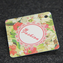 The spot tag general blank label listing high-grade custom-made clothing for men and women clothing trademark