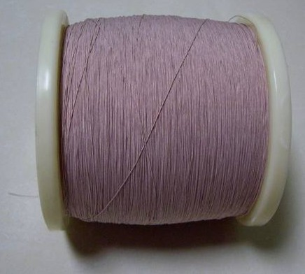 0.304mm 0.07×10 strands,(50m /pc) Mine antenna Litz wire,Multi-strand polyester silk envelope braided multi-strand wire