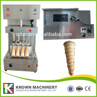 Customrised cone size of pizza machine/ pizza forming machine with big cone size