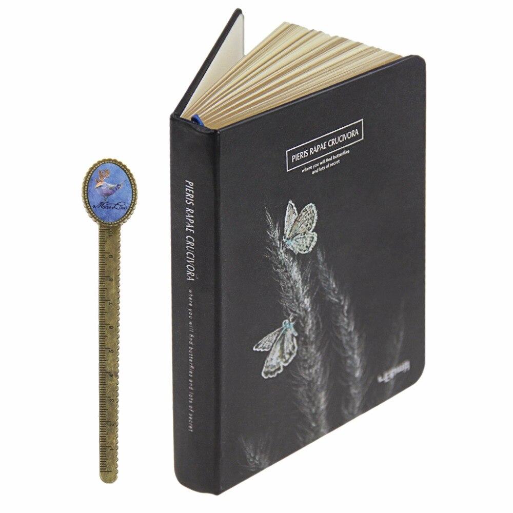 Tienda Online Mini Pocket Memo cuaderno cuadernos mariposa, A6 ...