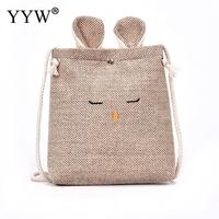 Lovely Animal Girls Small Purse Change Wallet Young Girls Coin Pouch Cute Kids Gift Rabbit Bag Children'S Wallet Money Holder