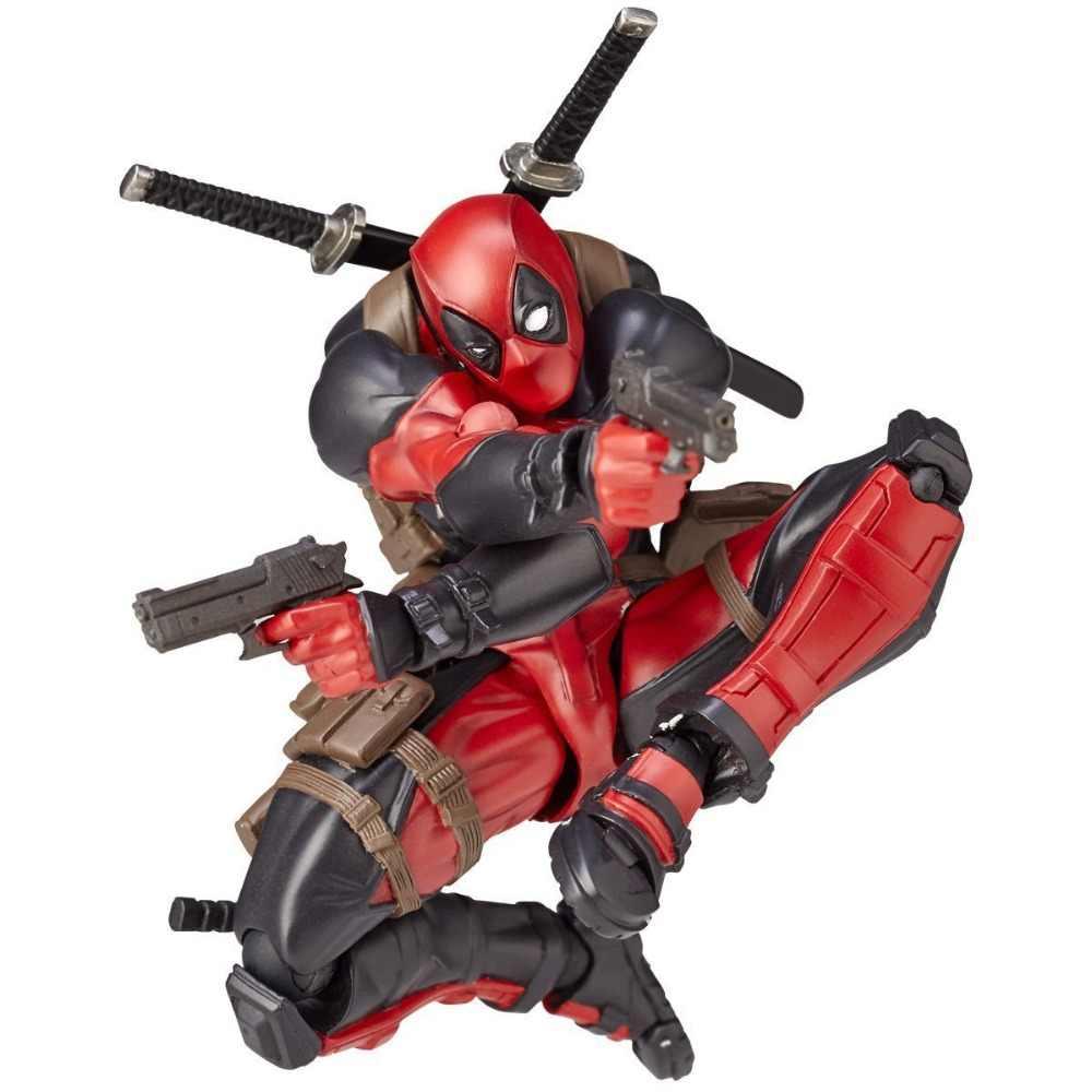 2018 3 Infinito Guerra Dolls figuras de ação deadpool Marvel Os Vingadores super herói figuras crianças brinquedos para crianças anime modelo