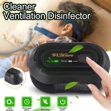 2200 мАч CPAP генератор озона очиститель вентиляции дезинфектор стерилизатор очиститель воздуха дезинфекция воздуха Стерилизация овощей