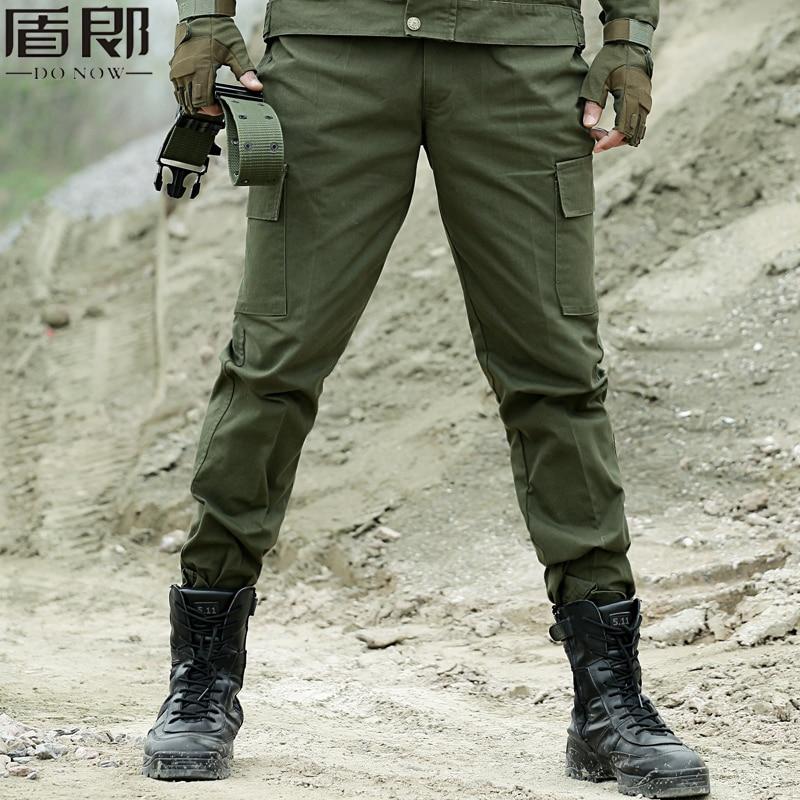 Military Tactical Pants Cargo Army Green Cotton Pants Men Militar Tatico Work Pants Tactico Trousers Men Pantalon Homme