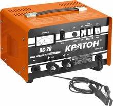 Зарядное устройство BC-20 Кратон (емкость аккумуляторов 92-250)