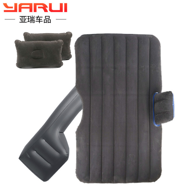 Back Mattress Air Cushion For SUV On-board Inflatable Bed Car Traveling Bed Car Articles Lathe Shock Sleeping