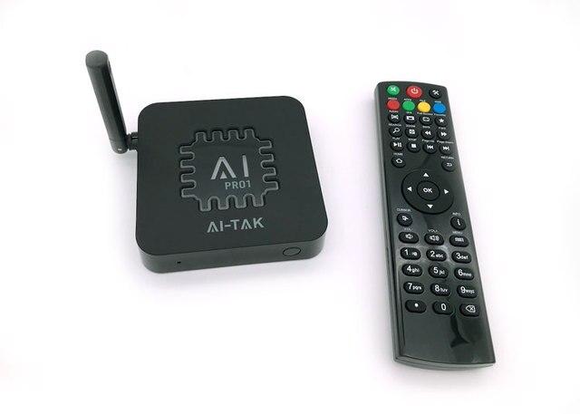 Controlador remoto para ai tak pro1