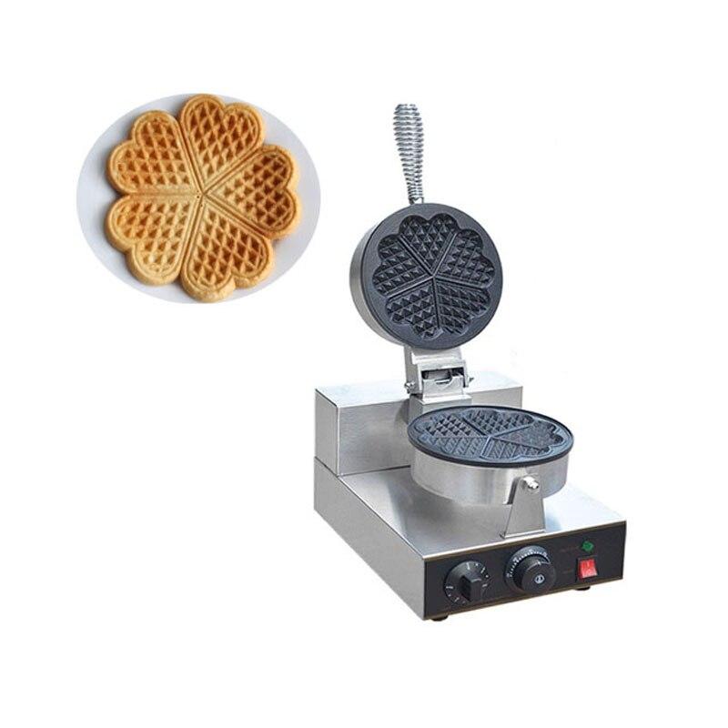 Электрическая вафельница полностью автоматическая вафельница пончик яичный ролл чайник бытовой машина для кексов