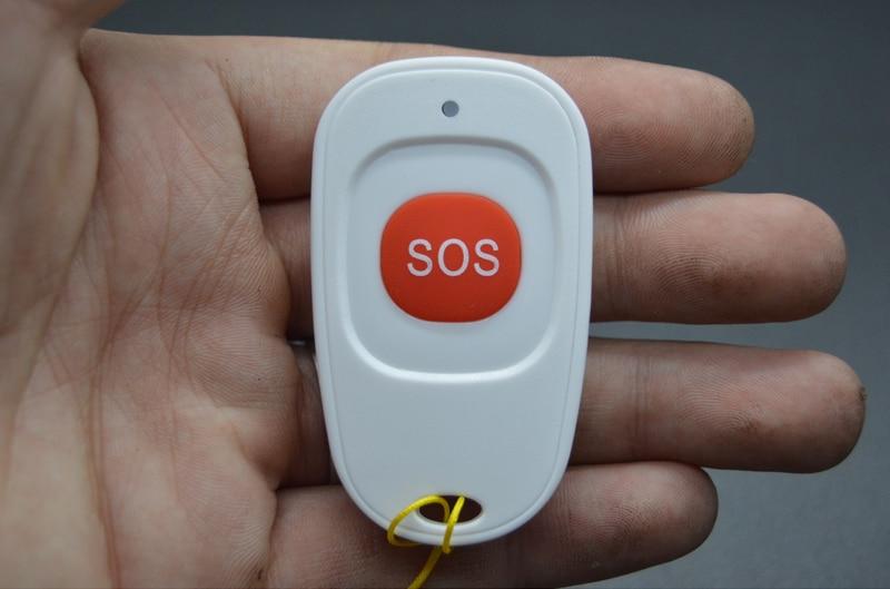 SOS alarm button - 副本