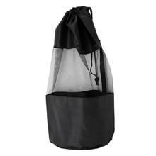 Портативная Легкая Маска для подводного плавания и подводного плавания, очки, сетчатая сумка, рюкзак и застежка на шнурке