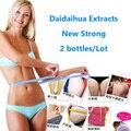 (2 botellas) Nuevos extractos de Daidaihua producto de pérdida de peso para adelgazar rápido Nueva versión fuerte quemador de grasa Envío Libre