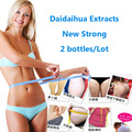 (2 bottles) New Daidaihua extracts weight loss product quick slimming New strong version fat burner Free Shipping