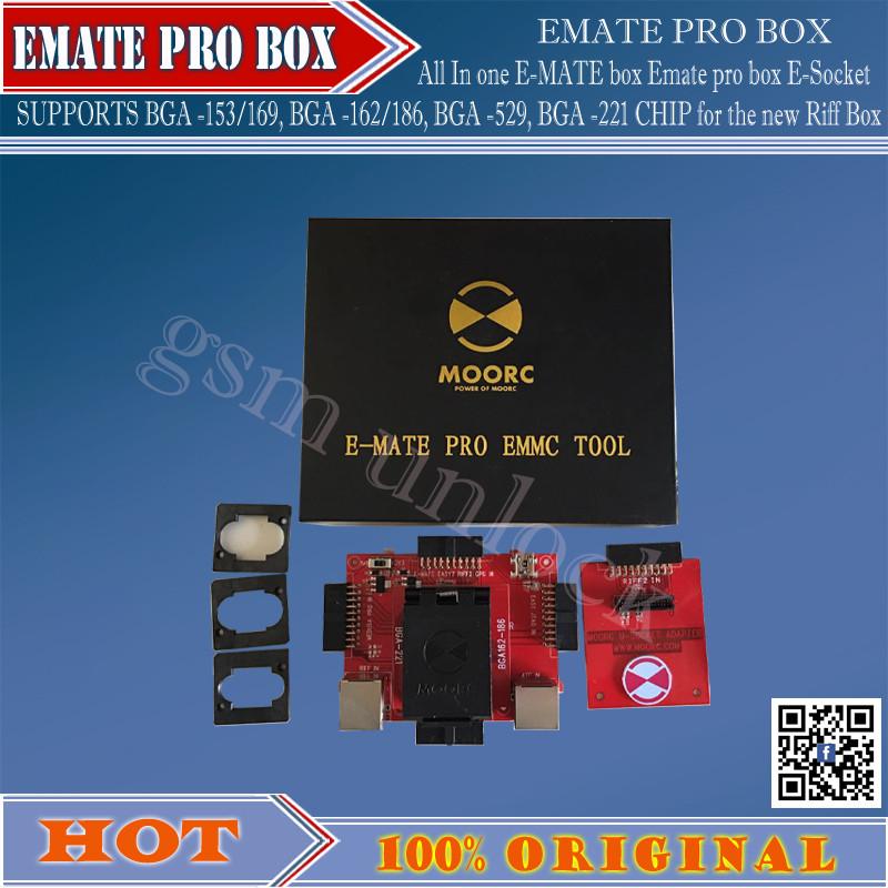 E-MATE pro BOX 1 -gsm unlock -
