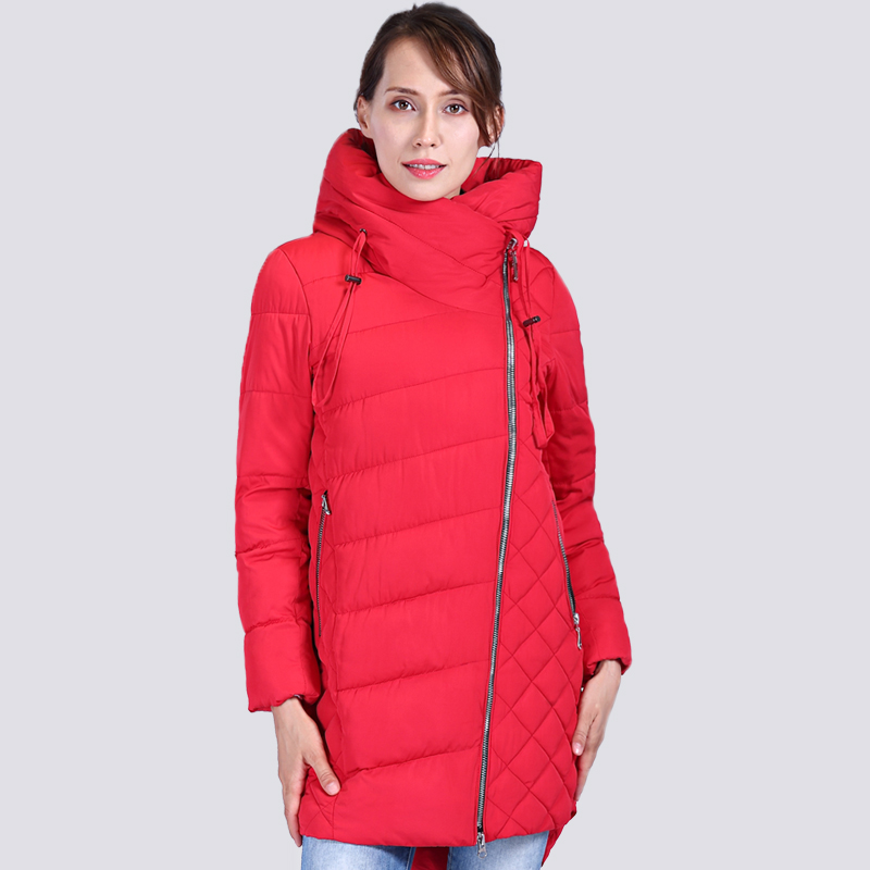 2019 New High Quality Winter Jacket Women Plus Size Long Hat Bio fluff Women's   Parka   Winter Coat Hooded Warm Down Jacket Outwear