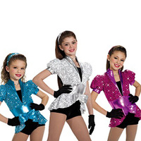 2018 Hot Sale Jazz Costumes Vestidos Girl Dress Latin Dance Costumes For For Kids Child Costume Female Ballet Dress Clothes