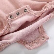 Baby Girl Boy Rabbit Letter Sweatshirt Tops Bodysuit