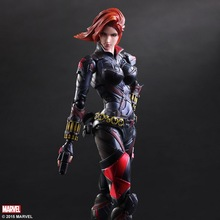1/6 scale figure doll Marvel Comics Black Widow.12″ action figures doll.Collectible figure model toy gift