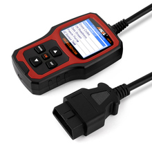 OBD2 Automotive Scanner Ancel AD410 Diagnostic Scanners with Russian OBD2 OBD EOBD Erase Fault Error Code Readers Scan Tool