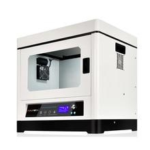 Large Build 350*250*300mm (13.8*9.8*11.8in) JGAurora A-8 3D Printer High Resolution 50 Micron Linear Guide Railway jgaurora z 603s chosindikizira 3d stampadore 3d tiskarna fdm fff 100 micron layer resolution high quality rigid metal structure