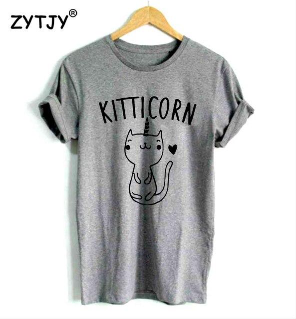 Kitten Unicorn T-shirt