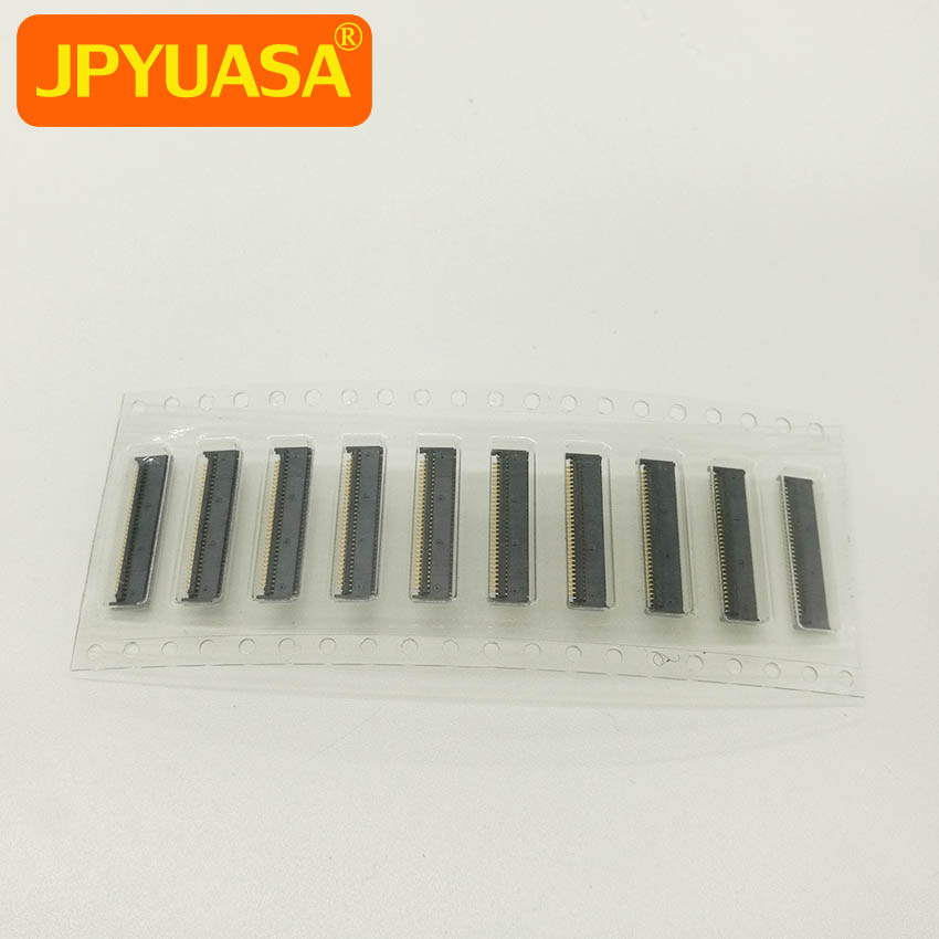 Cable Length: Standard, Color: 5 Piece Connectors Laptop Keyboard Cable Connector 30 Pins for MacBook Pro A1278 A1286 A1297 A1342 2008-2012