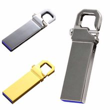 Dropshipping USB 3.0 2 TB Flash Drive Memory Metal Flash Drive Pen Drive U Disk PC Laptop(China)
